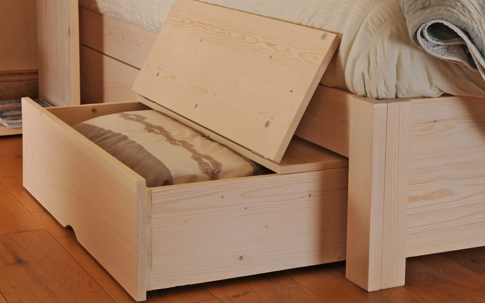 Under Bed Storage Feelgood Eco Beds