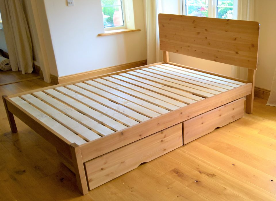 Wooden Bed And Under Bed Storage Deals The Torr