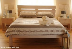 wooden beds uk