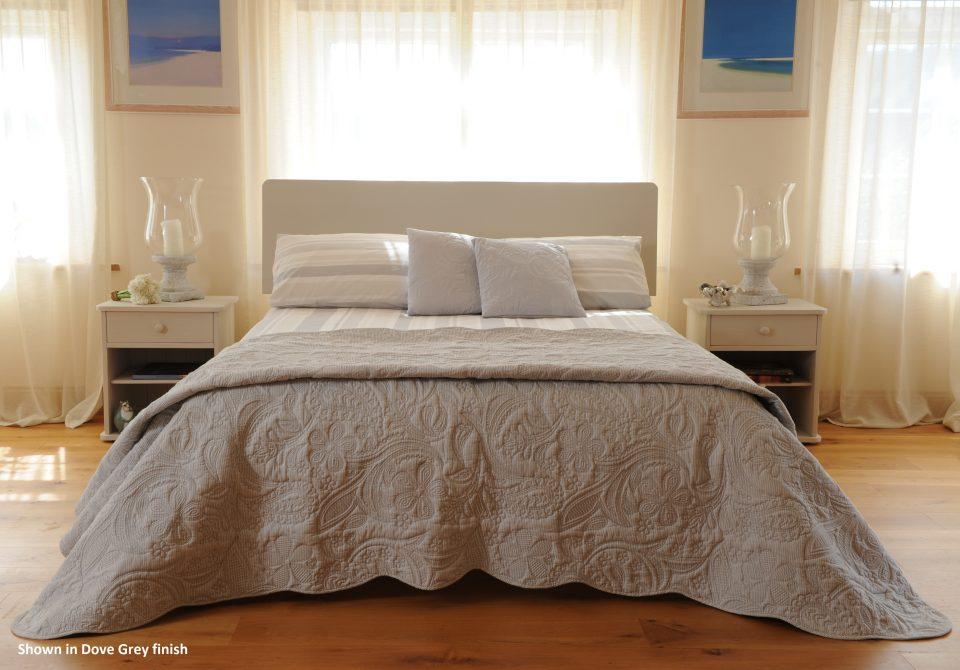 wooden bed uk