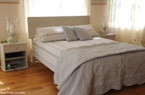 double wooden bed uk