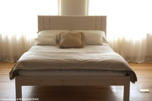 small double bedstead