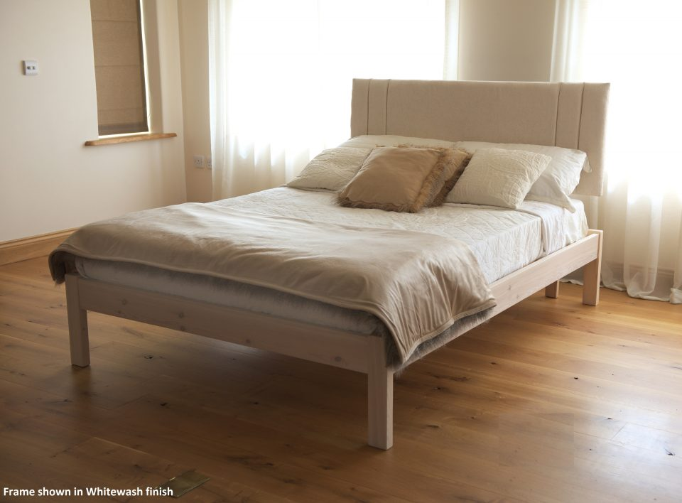 the thames handmade wooden bed frame the tyne handmade solid wood bed frame feelgood eco beds 8162