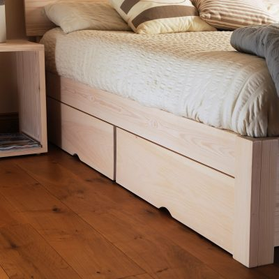 Beds with storage drawers sale