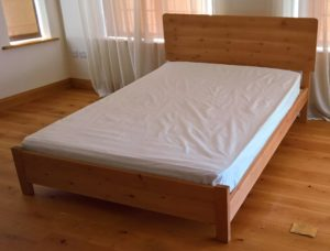 inclined bed