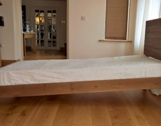 inclined bed frame