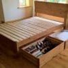 ideal under bed shoe storage