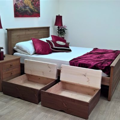See our range of under bed storage drawers