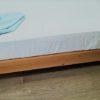 Low foot board