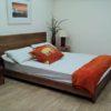 low bed frame loft