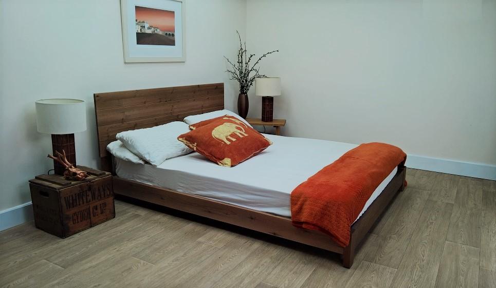 lower bed frame