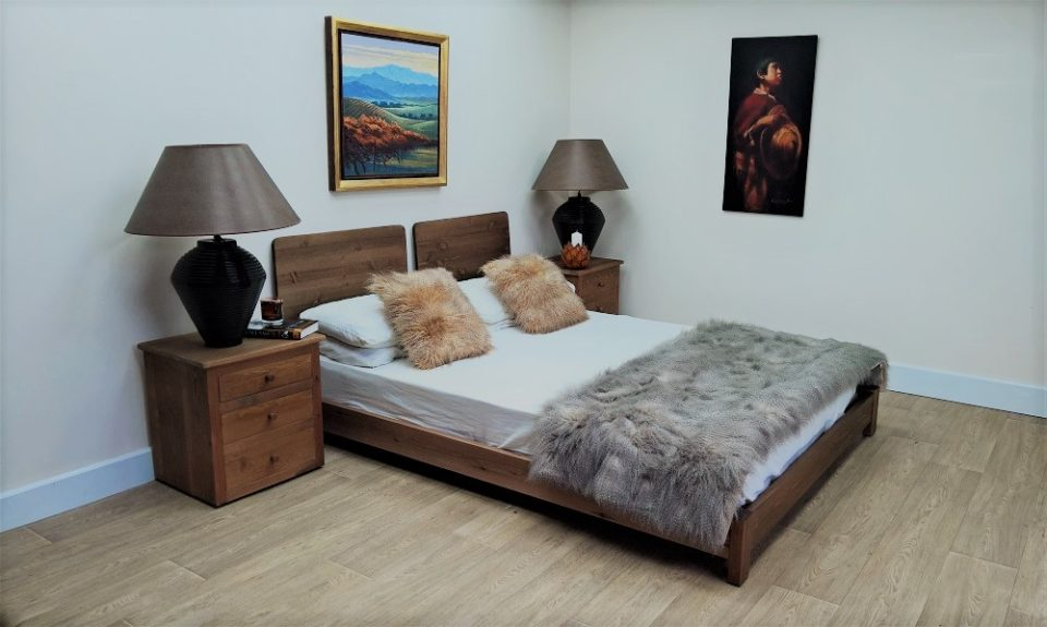 low bed frames