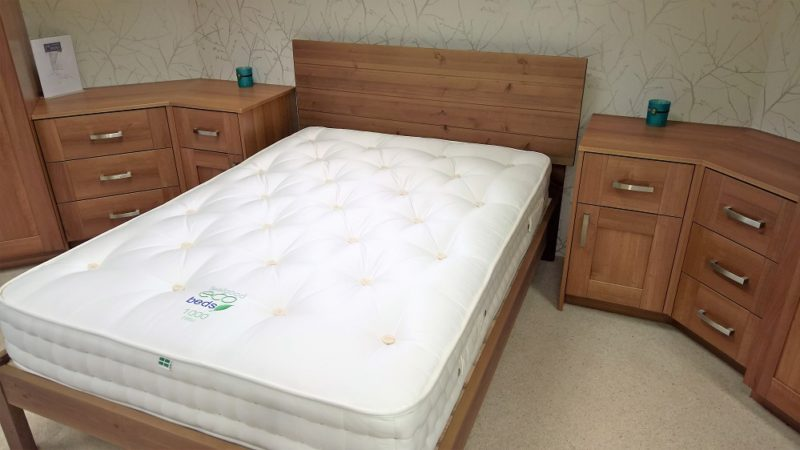See our chemical free mattress range